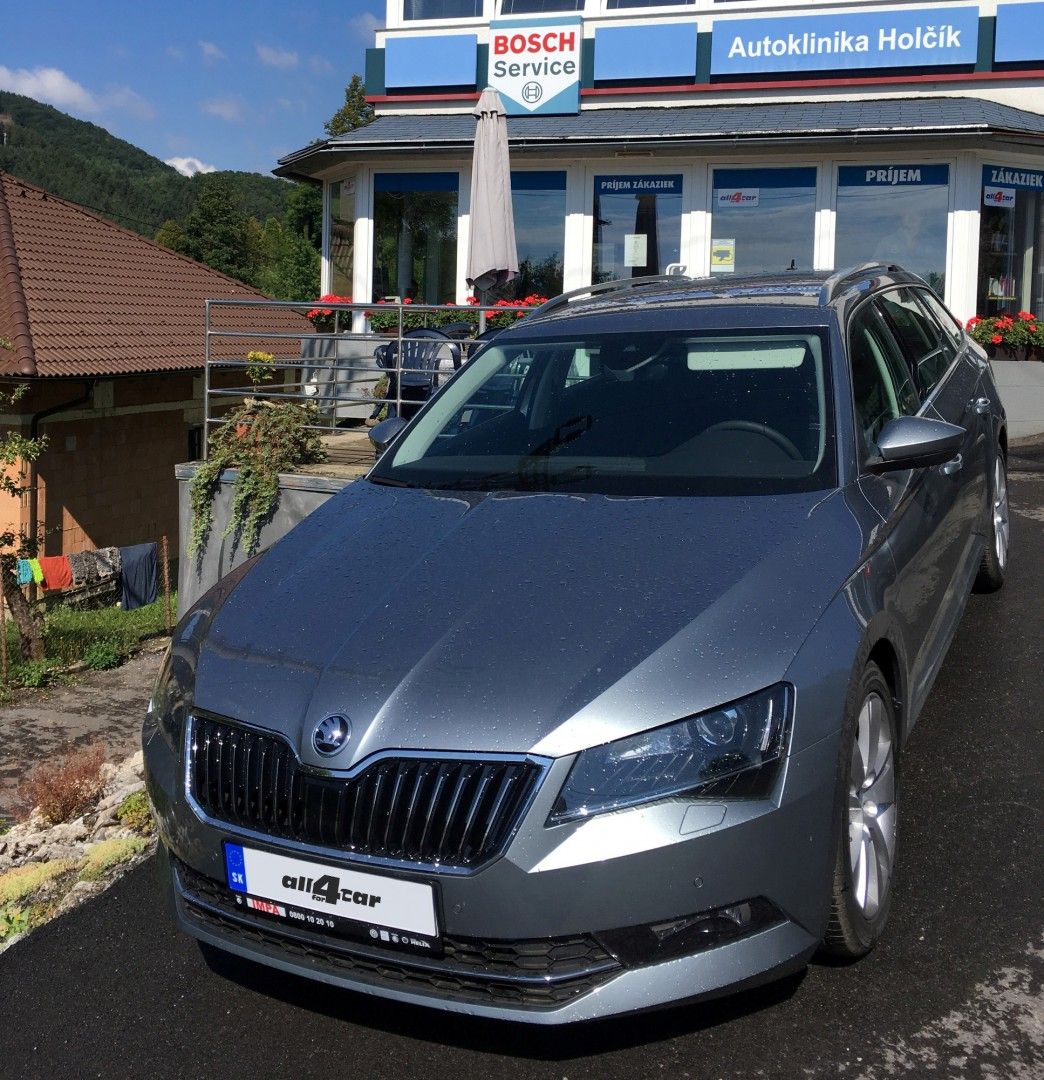 Škoda Superb 2015 2,0